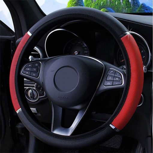 auto-decoration-pu-leather-steering-cover-3